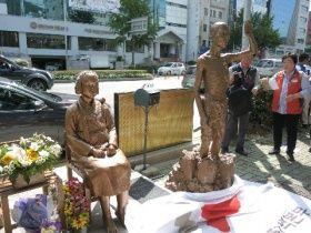 【衝撃】韓国政府、日本との関係を重視し「徴用工像」を強制撤去へwwwwwwwwwwwwのサムネイル画像