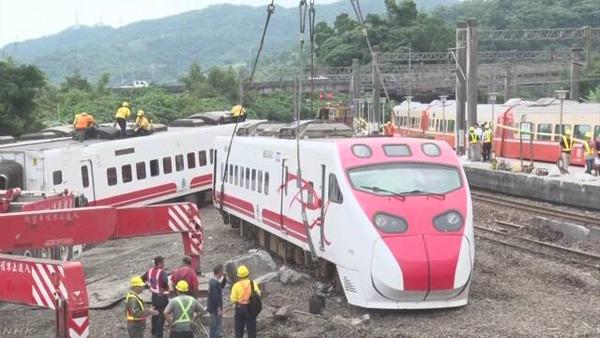 【速報】脱線事故をうけ台湾交通当局、日本メーカーにとんでもない要求へwwwwwwwwwwwwwwwwwwwwwwwwwのサムネイル画像