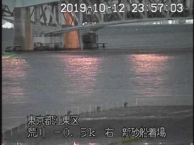 【台風19号】江東区が沈まなかった理由がこれwwwwwのサムネイル画像