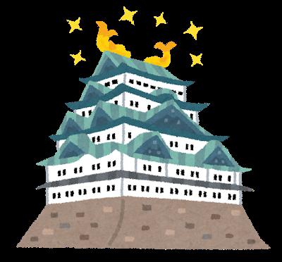 【愕然】名古屋城、落書きされる!!!→その内容が・・・・・のサムネイル画像