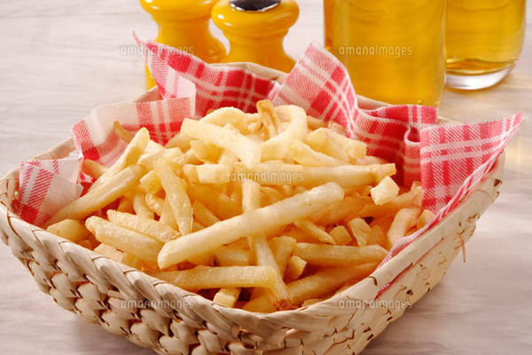【栄養学】一度に食べていい「フライドポテト」の本数wwwwwwwwwwwwwwwwwwのサムネイル画像