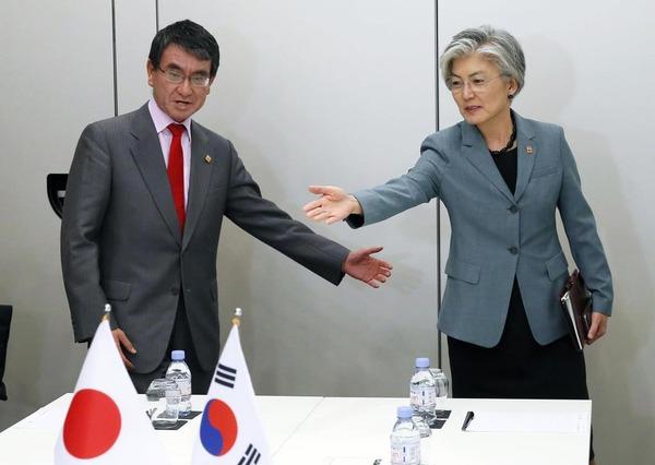 【速報】日本政府、韓国政府に通告!!!!!!!! のサムネイル画像