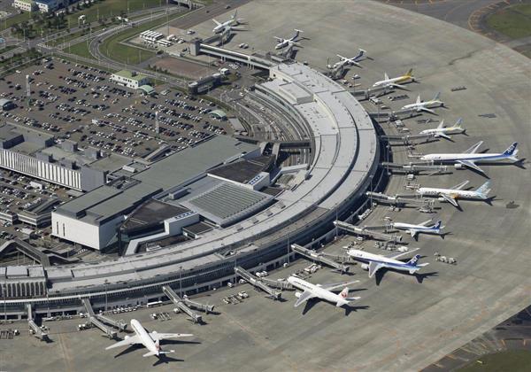 【北海道】新千歳空港、韓国人旅行客を「おもてなし」熱烈大歓迎へwwwww