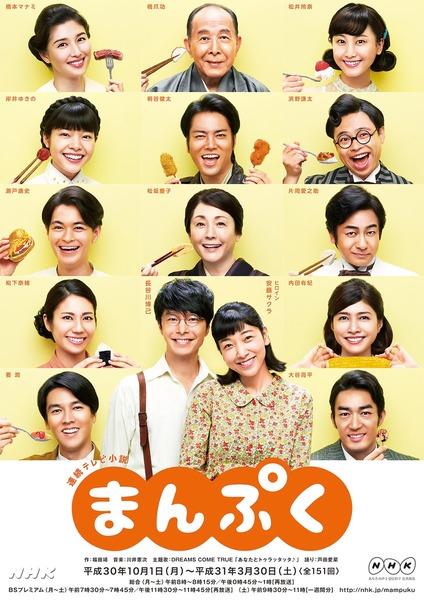 【衝撃】安藤サクラ主演、NHKの新・朝ドラ「まんぷく」の視聴率がwwwwwwwwwwwwwwwのサムネイル画像
