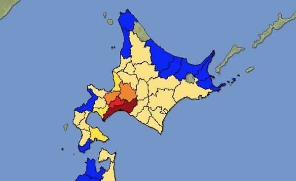 【驚愕】北海道全域の295万戸、総じて「真っ暗闇」状態へ!!!・・・・のサムネイル画像