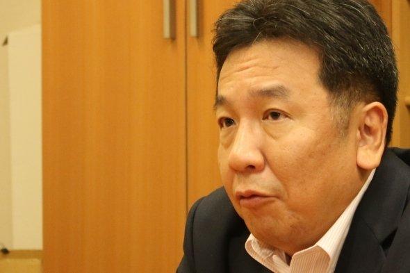 【立憲】枝野代表「モラルが完全に崩壊している安倍政権を倒さなくてはならない!」 のサムネイル画像