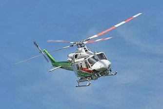 【速報】群馬県の防災ヘリ「はるな」音信不通へ!!!!墜落した可能性・・・のサムネイル画像