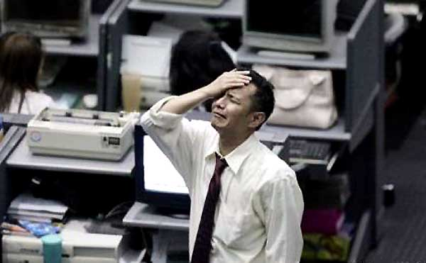 【悲報】韓国経済、ボロボロwwwwwwwwwwwwwwwwwwwwのサムネイル画像