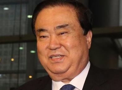 【韓国】訪米中のムン国会議長、なぜか超ご機嫌wwwwwwwwwwwwwwwwwwwのサムネイル画像