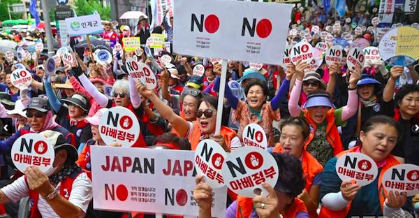 """【悲報】韓国さん、""""とんでもない制裁"""" を思いつく!!!→ 日本のダメージがwwwwwのサムネイル画像"""