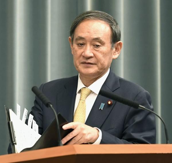 【通信】菅官房長官、ファーウェイとZTE排除を正式発表!!!!!のサムネイル画像