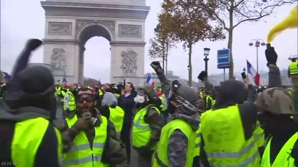 【速報】フランス政府、暴動に屈するwwwwwwwwwwwwwwwwwwのサムネイル画像