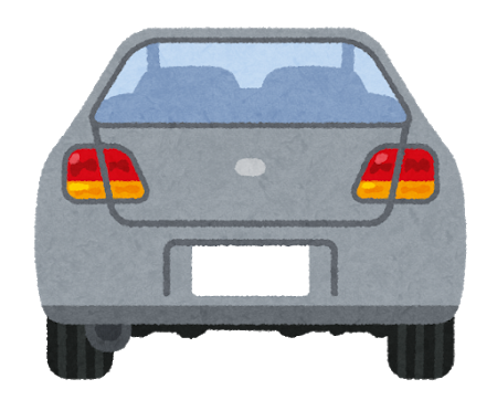 【愛知】女性、バックしてきた自分の車に挟まれる→とんでもないことに・・・・・・