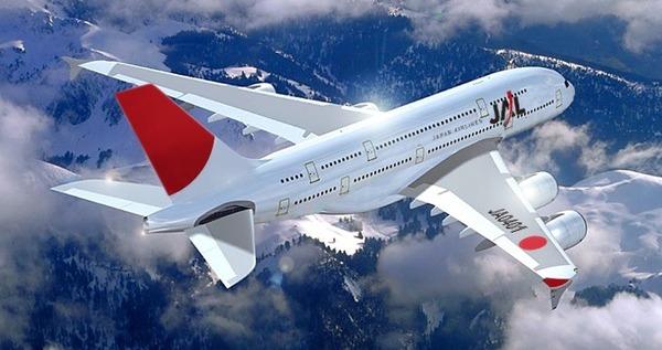 【JAL】CA「トイレでこっそりビール飲んだろ!」→ 乗客「あいつ何してるんや?」→のサムネイル画像