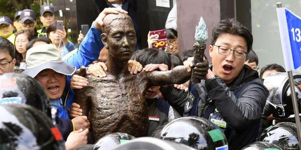 【愕然】韓国政府が認めた「徴用被害者」の数がヤバすぎるwwwwwwwwwwwwwwwのサムネイル画像