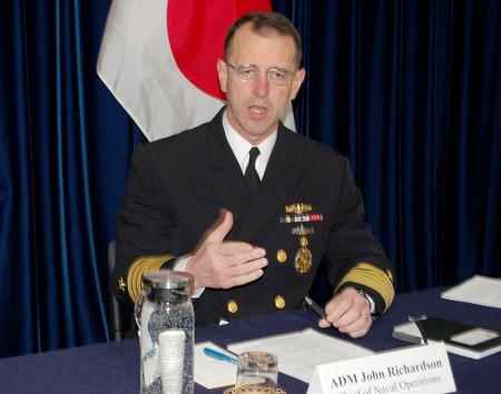 【速報】アメリカ軍高官、日韓の「協力」を訴える!!!!!!のサムネイル画像
