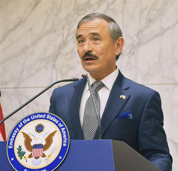 【驚愕】アメリカ大使「朝鮮半島は史上最も良い状態」→その理由がwwwwwwwwwwwwwwwwwwwwwのサムネイル画像