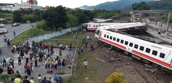 【台湾列車事故】検察当局、事故の「原因」を発表!!!!!!!のサムネイル画像