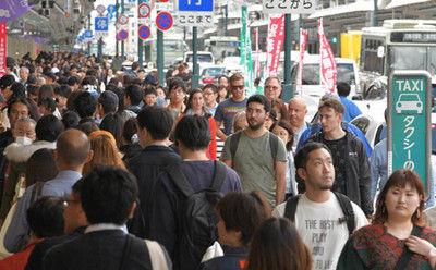 【悲報】日本人の京都離れwwwwwwwwwwwwwwwwwwwwwのサムネイル画像