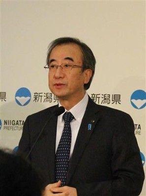 【愕然】新潟県知事、NGT48暴行事件にうっかり感謝してしまう・・・・・のサムネイル画像