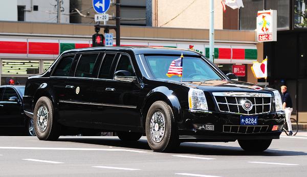 【北朝鮮】金正恩、大統領専用車「ビースト」クラス以上の車を要求wwwwwwwwwwwwwwwwのサムネイル画像