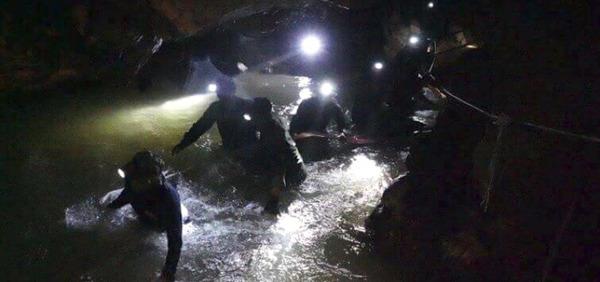 【速報】タイ洞窟の救出劇、映画化へwwwwwwwwwwwwwwwwwwwのサムネイル画像