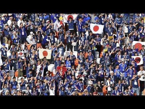 【サッカー】日本代表サポーターの「迷惑行為」が続発!!!→ その実態が・・・・・のサムネイル画像