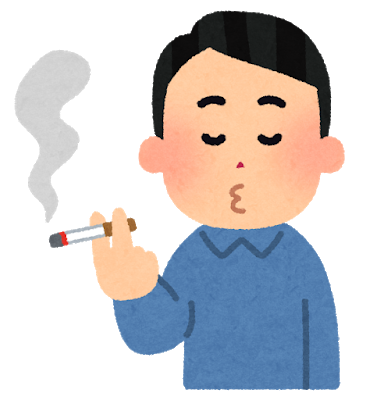 """【衝撃】最も喫煙率が高い """"世帯年収"""" がこちらwwwww"""