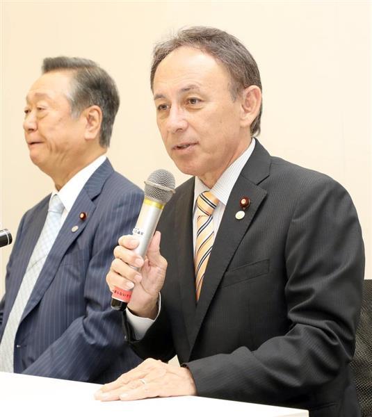 【沖縄県知事選】玉城デニーさん、「政治資金規正法違反」かwwwwwwwwwwwwwwwwのサムネイル画像