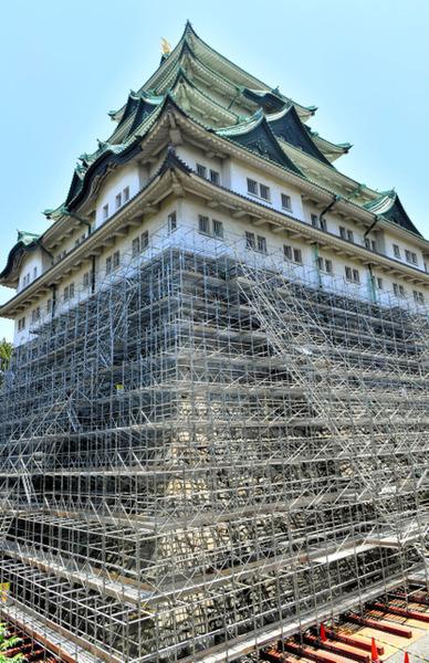 【悲報】名古屋城の「エレベーター」不設置問題、とんでもないことになるwwwwwwwwwwwwwwwのサムネイル画像