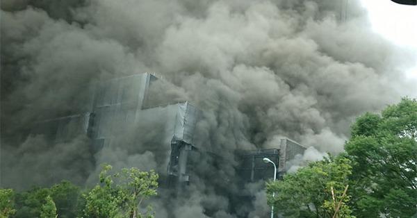 【衝撃】多摩火災(※画像あり)、逃げ遅れて亡くなった人の数が・・・・・のサムネイル画像