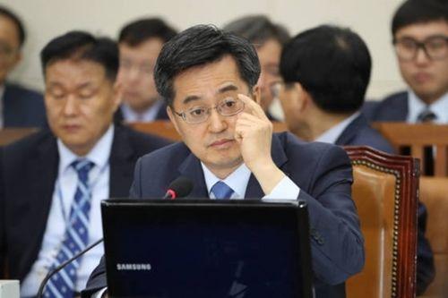 【悲報】韓国副首相、IMFと世界銀行にとんでもない要請をしてしまうwwwwwwwwwwwwwwwwwwのサムネイル画像