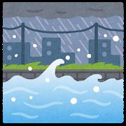【速報】利根川氾濫の恐れ!!!!!!茨城 稲敷のサムネイル画像
