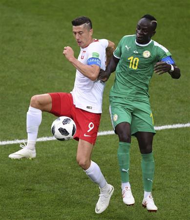 【戦慄】W杯日本と同組、ポーランドvs.セネガルの結果が・・・のサムネイル画像