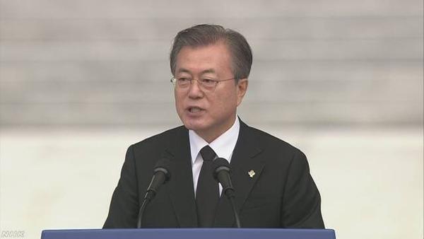 """【愕然】ムン大統領「韓国政府は、ワシントンに""""モニュメント""""を建てる!!!」→その内容がwwwwwwwwwwwwwwwwwwwのサムネイル画像"""