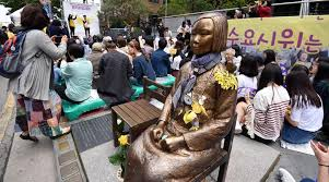 【速報】韓国、新たな「慰安婦像」設置wwwwwwwwwwwwwwwwwwwwwwwwwwのサムネイル画像