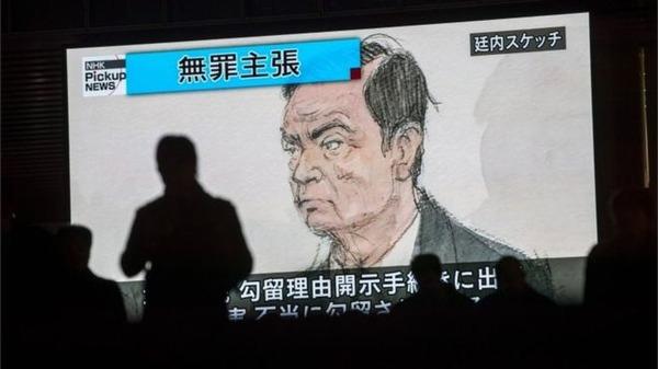 【フランス】「日本のせいでゴーンの姿がヒドいことになっている!!!」→ その内容が・・・・・のサムネイル画像