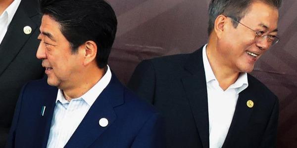 【G20サミット】韓国・ムン大統領との会談は?→ 安倍首相の判断がwwwwwwwwwwwwwwwwwwwwのサムネイル画像