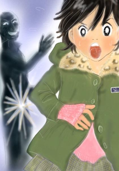【東京】外国人らしき男、JSに「コンビニどこ?」→ その後の行動がヤバい・・・・・のサムネイル画像