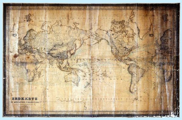 【日本海名称】日本の主張を裏付けるドイツ製古地図がコレwwwwwwwwwwwwwwwwwwwwwのサムネイル画像