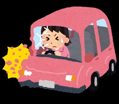 【速報】こじるり、事故るのサムネイル画像