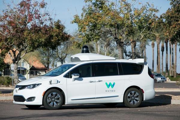 【衝撃】グーグルの「無人タクシー」配車、いよいよ開始へ!!!!!! のサムネイル画像