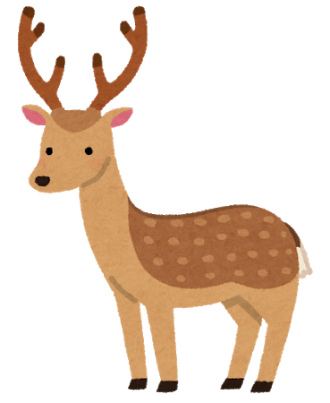 【緊急】足立区で捕獲された鹿、飼いたい人を募集中!!!急がないとヤバいぞ・・・・・のサムネイル画像