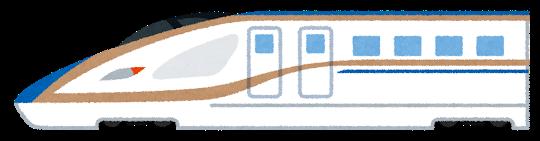 【速報】北陸新幹線、車両が水没!!!!!のサムネイル画像