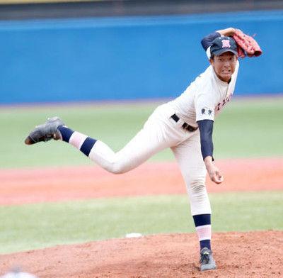 【高校野球】日大鶴ケ丘の投手、熱中症で搬送!!!→ 投げた球数がヤバい・・・・・のサムネイル画像