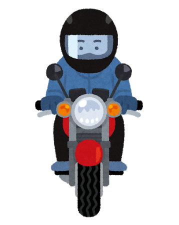 """【速報】3密避けで「バイク通勤」が大人気!!!→ その結果 """"こう"""" なるwwwww"""