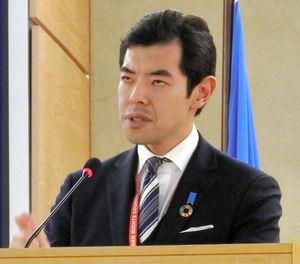 【速報】外務省、国連で堂々と韓国を批判!!!!!!のサムネイル画像