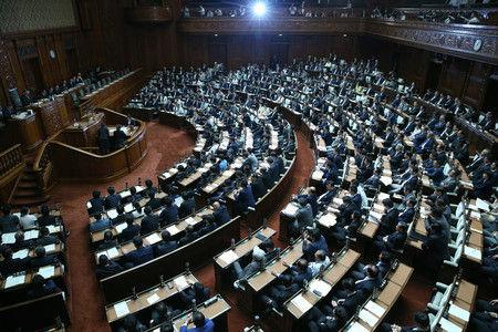 【速報】国会初の「糾 弾 決 議」可 決 !!!!!!!!!のサムネイル画像