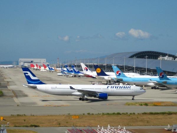 【絶望】関西空港、海になるwwwwwwwwwwwwwwwwwwwwwwのサムネイル画像