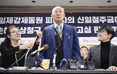 【速報】日本政府、韓国に恐ろしい「対抗措置」を警告!!!!!!!!のサムネイル画像